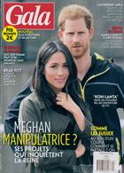 Gala French Magazine Issue NO 1392