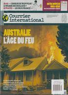 Courrier International Magazine Issue NO 1524