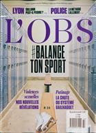 L Obs Magazine Issue NO 2884