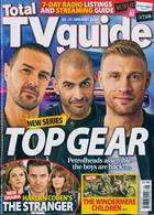 Total Tv Guide England Magazine Issue NO 5