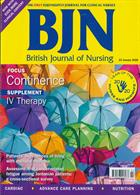 British Journal Of Nursing Magazine Issue VOL29/2