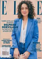 Elle French Weekly Magazine Issue NO 3865