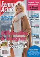 Femme Actuelle Magazine Issue NO 1843