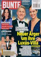 Bunte Illustrierte Magazine Issue NO 8