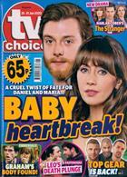 Tv Choice England Magazine Issue NO 5