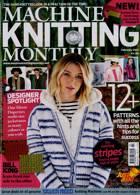 Machine Knitting  Magazine Issue FEB 20