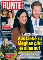 Bunte Illustrierte Magazine Issue NO 4