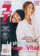 Tele 7 Jours Magazine Issue NO 3113