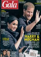 Gala French Magazine Issue NO 1389