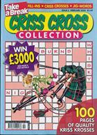 Take A Break Crisscross Collection Magazine Issue NO 2
