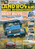Land Rover Owner Magazine Issue MAR 20