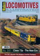 Modern Locomotives Illustrated Magazine Issue FEB-MAR