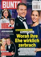 Bunte Illustrierte Magazine Issue NO 5
