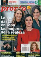 Pronto Magazine Issue NO 2492