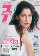 Tele 7 Jours Magazine Issue NO 3112