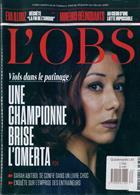 L Obs Magazine Issue NO 2882