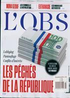 L Obs Magazine Issue NO 2880