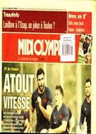 Midi Olympique Magazine Issue NO 5531