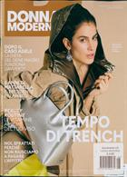 Donna Moderna Magazine Issue NO 6
