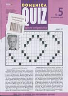 Domenica Quiz Magazine Issue NO 5