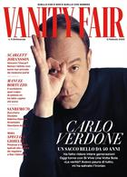 Vanity Fair Italian Magazine Issue NO 20005