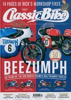 Classic Bike Magazine Issue FEB 20