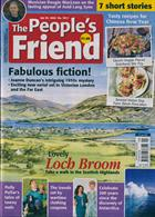 Peoples Friend Magazine Issue 25/01/2020