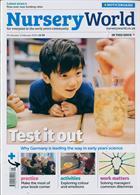 Nursery World Magazine Issue 20/01/2020