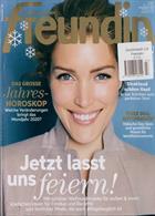 Freundin Magazine Issue 27