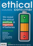 Ethical Consumer Magazine Issue 01