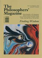 The Philosophers Magazine Issue 87