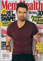 Mens Health Usa Magazine Issue JAN-FEB