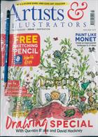 Artists & Illustrators Magazine Issue MAR 20