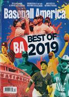 Baseball America Magazine Issue DEC 19