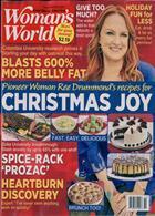 Womans World Magazine Issue 23 DEC 19