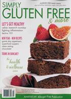 Simply Gluten Free Magazine Issue JAN/FEB20