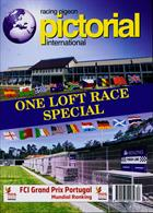 Racing Pigeon Pictorial Magazine Issue NO 587