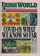 Irish World Magazine Issue 07/03/2020