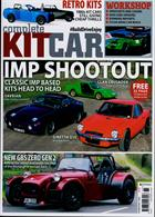 Complete Kit Car Magazine Issue STONELEIGH