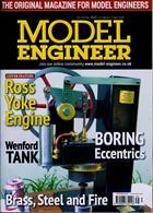 Model Engineer Magazine Issue NO 4635