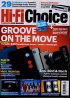 Hi Fi Choice Magazine Issue APR 20