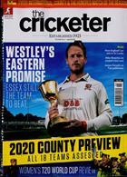 Cricketer Magazine Issue APR 20