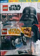 Lego Giant Series Magazine Issue LGG3 STARW