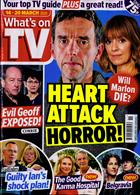 Whats On Tv England Magazine Issue 14/03/2020