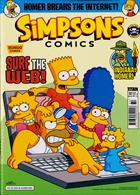 Simpsons The Comic Magazine Issue NO 32