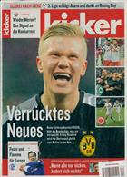 Kicker Montag Magazine Issue NO 4