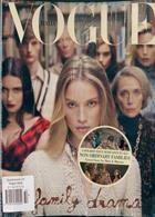 Vogue Italian Magazine Issue NO 832
