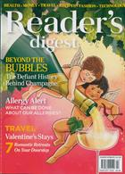 Readers Digest Magazine Issue FEB 20
