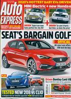 Auto Express Magazine Issue 29/01/2020