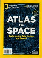 National Geographic Coll Magazine Issue ATLS SPACE